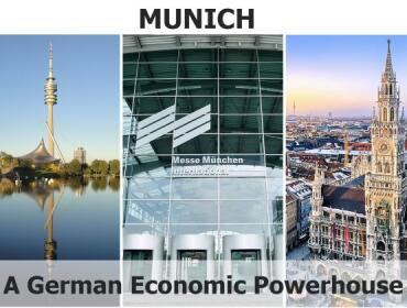 Munich: A German Economic Powerhouse