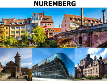 Nuremberg: Germany's Information Technology Centre